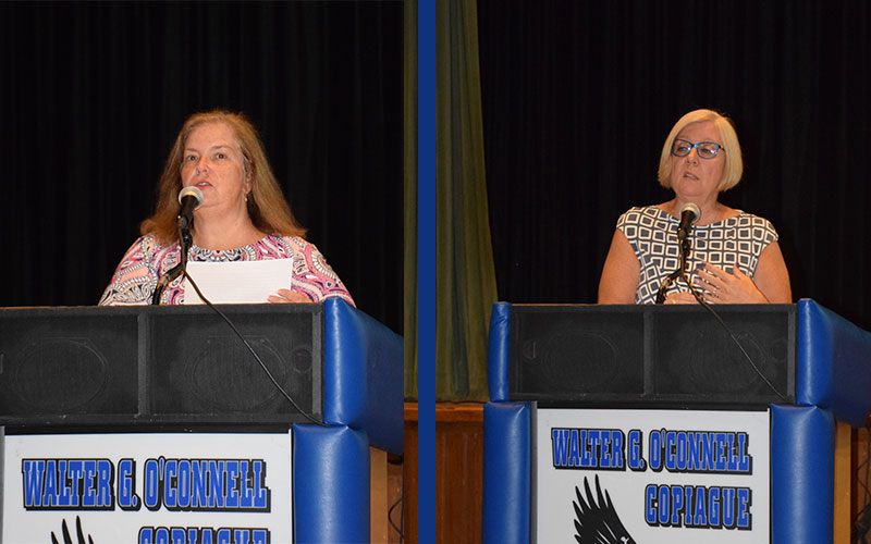Staff Readies for New School Year