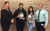 Students Recognized for Safe Driving Skills photo