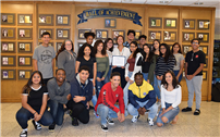 High School Leadership Students Earn Silver Status photo
