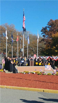 Madrigals Join in Veterans Day Remembrance photo 2