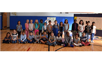 Recognizing Responsible Students at Deauville Gardens East photo