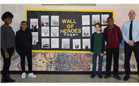 Wall of Heroes photo
