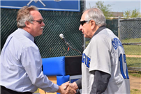 Copiague Baseball Field Dedicated to Former Athletic Director photo 3