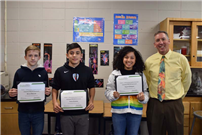 Middle School Scientists Recognized in ExploraVision Contest photo 2