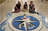 One-of-a-Kind Design Graces High School's Hallway photo 2