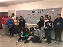 Catching Kindness at Middle School photo 2
