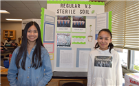 Middle School Scientists Shine at LISEF photo