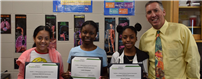 Middle School Scientists Recognized in ExploraVision Contest photo